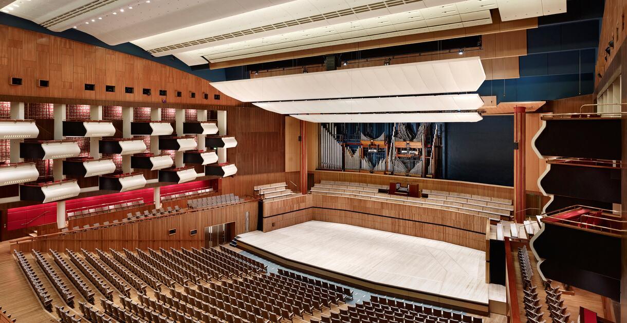 Royal Festival Hall Seating Plan Southbank Centre